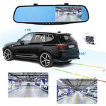 Dashcam/Rearcam Smart Mirror Car Accessories single len dvr / With 16G TF Card