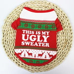 Dog Cat Christmas Ugly Sweater Shirt Christmas Accessories Loom Rack