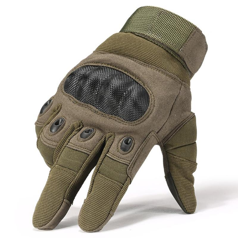 EagleLite Military Grade Tactical Gloves Sports Gloves Green / M