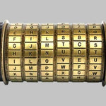 Educational Cryptex Alphabet Lock Kids Toys LoomRack