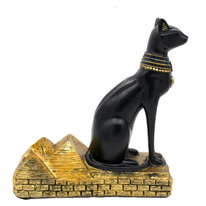 Egyptian Feline Wine Rack Holder Wine Racks Loom Rack