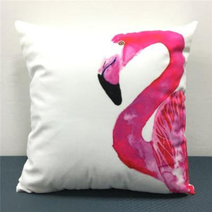 Flamingo Pillow Covers Cushion Cover Loom Rack O