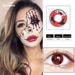 Halloween Contact Lense Health & Beauty Loom Rack Color 1