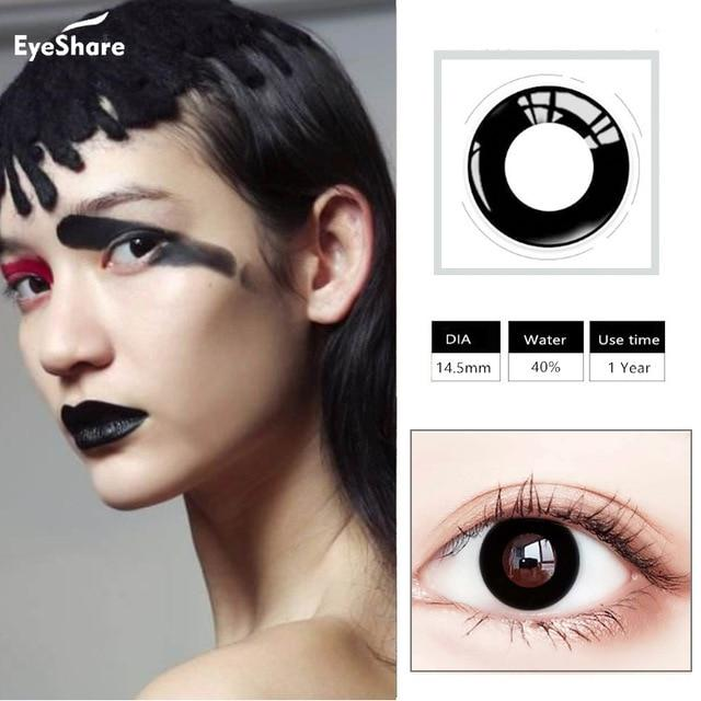 Halloween Contact Lense Health & Beauty Loom Rack Color 10