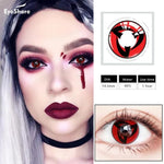 Halloween Contact Lense Health & Beauty Loom Rack Color 4