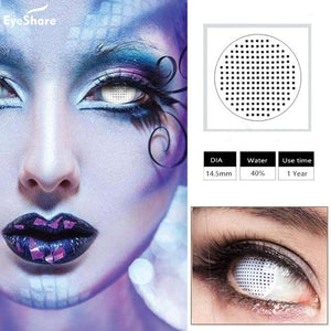 Halloween Contact Lense Health & Beauty Loom Rack Color 5