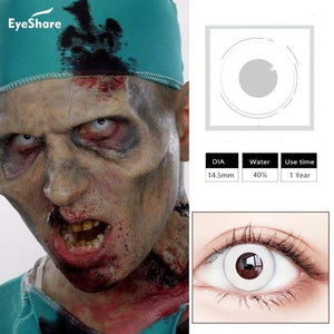 Halloween Contact Lense Health & Beauty Loom Rack Color 8
