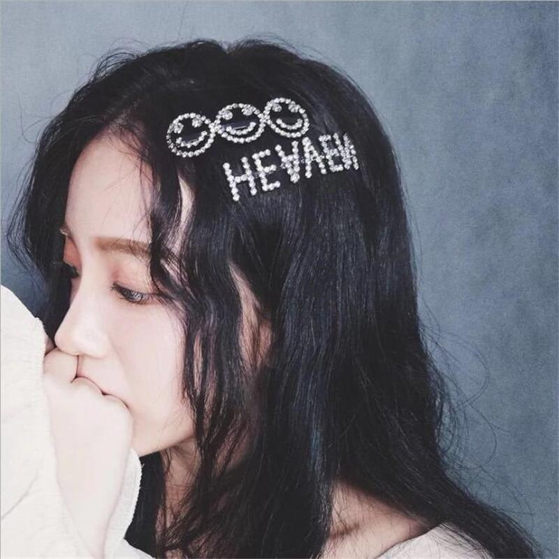 Heaven Statement Hair Clip Barrettes HairClips Loom Rack