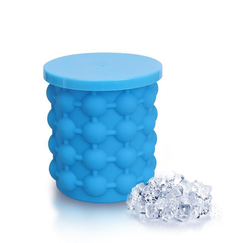 Ice Cube Maker Genie Ice Cube Maker Loom Rack Saving Ice Cubes