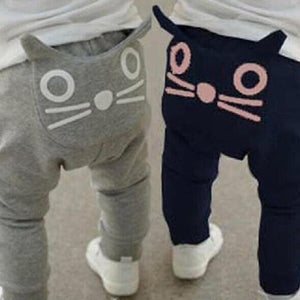 Infant Toddler Comfortable Harem Pants Pants Loom Rack