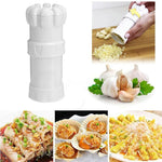 InstaGarlic Instant Garlic Press Crusher Kitchen Accessories Loom Rack