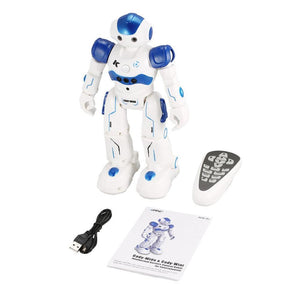"Intelligent RC Robot<span data-mce-fragment=""1"">🤖</span><span data-mce-fragment=""1"">💥</span> Kids and Baby Loom Rack Blue"
