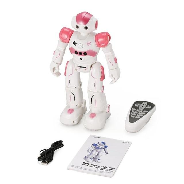 "Intelligent RC Robot<span data-mce-fragment=""1"">🤖</span><span data-mce-fragment=""1"">💥</span> Kids and Baby Loom Rack Pink"