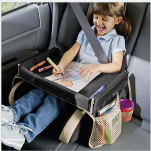 Kids Car Snack & Play Tray Baby Accessories Loom Rack