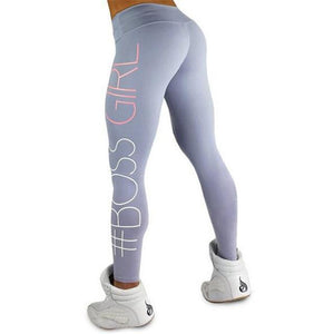 Leggings - Boss Girl Leggings