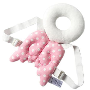 loomrack Baby Head Bump Protector Pillow Pink