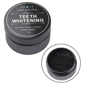 loomrack Bamboo Charcoal Teeth Powder Grooming