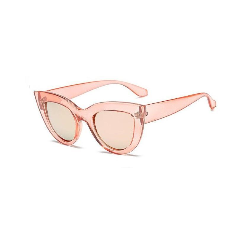 loomrack Bold Frame Cat Eye Sunglasses Home