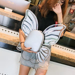 loomrack Butterfly Wings Backpack Cross Body Bags