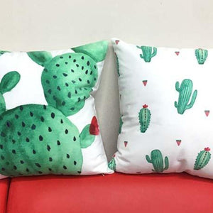 loomrack Cactus Pillow Covers Cushion Cover