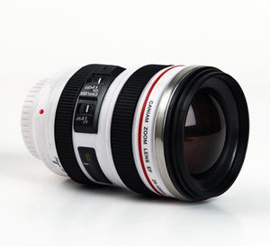 loomrack Camera Lens Coffee Mug Mugs White