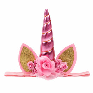 loomrack Children's Unicorn Headpiece Party DIY Decorations