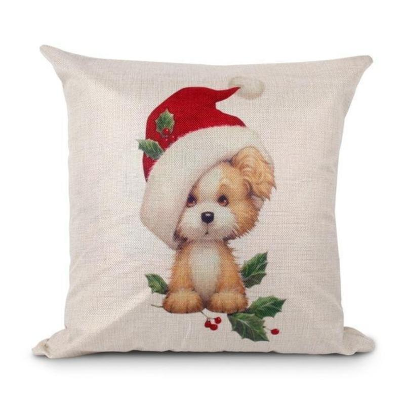 loomrack Christmas Cushion Covers Christmas Accessories Style 2