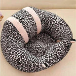 loomrack Comfy Baby Support Seat Baby Accessories Leopard Print