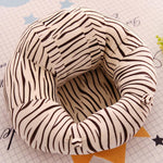 loomrack Comfy Baby Support Seat Baby Accessories Zebra Print