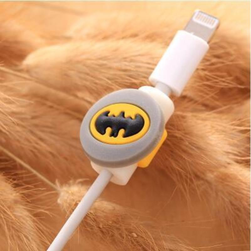 loomrack Fancy Cable Charger Protector Mobile Phone Accessories Batman