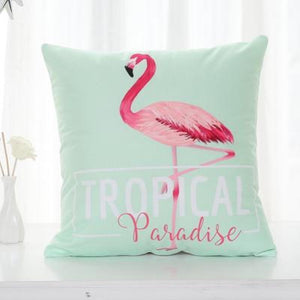 loomrack Flamingo Pillow Covers Cushion Cover G