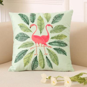loomrack Flamingo Pillow Covers Cushion Cover J