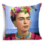 loomrack Frida Kahlo Cushion Cover Home Accessories 43X43CM / Cushion Cover - 10