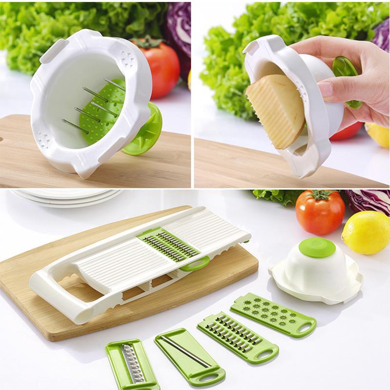 loomrack Magic Vegetable Slicer/Cutter/Peeler Peeler