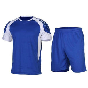 loomrack Men's 2-Piece Dry Fit Soccer Set Running Sets XLF014 / S