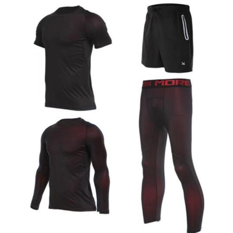 loomrack Men's Compression Full Sets Running Sets TC3436 / M