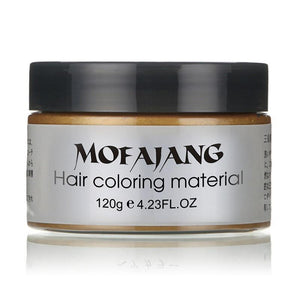 loomrack Mofajang One-Time Hair Coloring Wax Hair Color