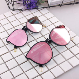 loomrack Mother/Daughter Flat Front Cat Eye Glasses Sunglasses