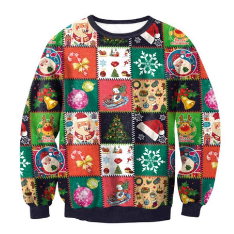 loomrack My Ugly Christmas Sweater - Style 5 Christmas Ugly Sweaters Style 5 / S