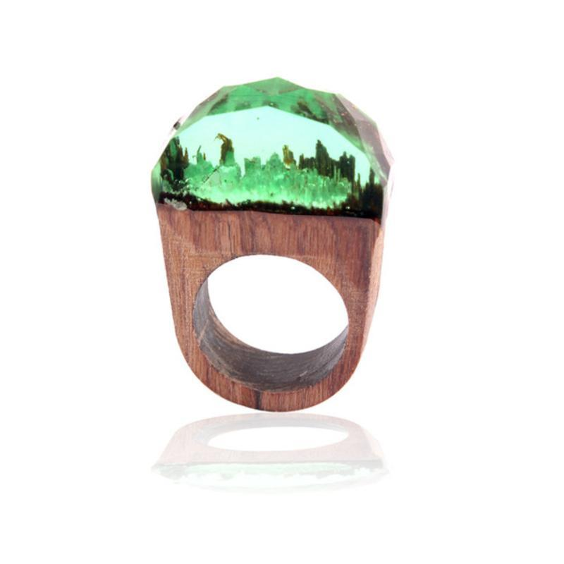 loomrack Mystical Forest Rings Rings 8 / color 1