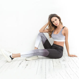 loomrack Ombre Fitness Set Yoga Sets