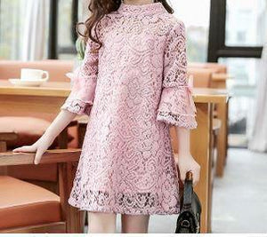 Perfect Little Lady Mother Daughter Lace Matching Dresses Loomrack