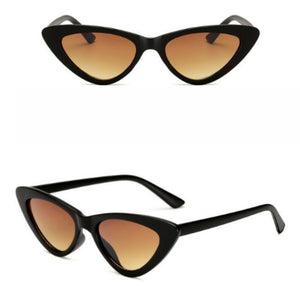 loomrack Retro Cat Eye Pointy Sunglasses Sunglasses