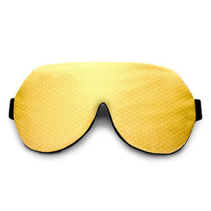 loomrack Smart Lucid Dream Mask Home Accessories Yellow