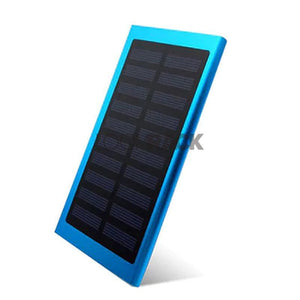 loomrack Solar Powered Portable Phone Charger Mobile Accessories