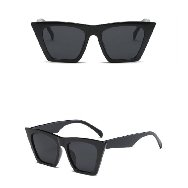 loomrack Squared Cat Eye Frames Sunglasses
