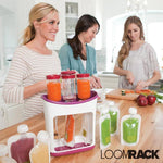 loomrack SqueezeStation™ Baby Food Maker Kitchen