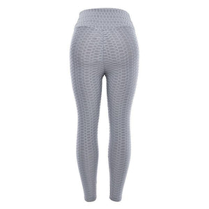 loomrack Super High Waist Textured Leggings Leggings