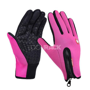 loomrack Thermala™ Premium Thermal Windproof Gloves (Unisex) Sports Gloves