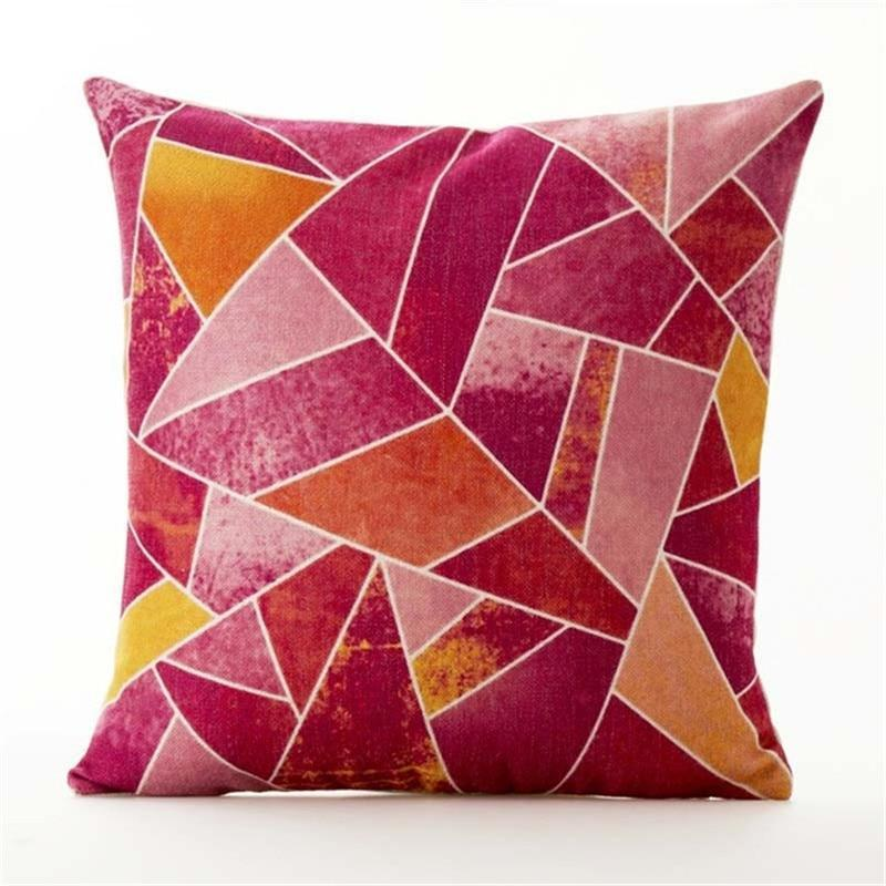 loomrack Tropical Cushion Covers Home Accessories 450mm*450mm / 2